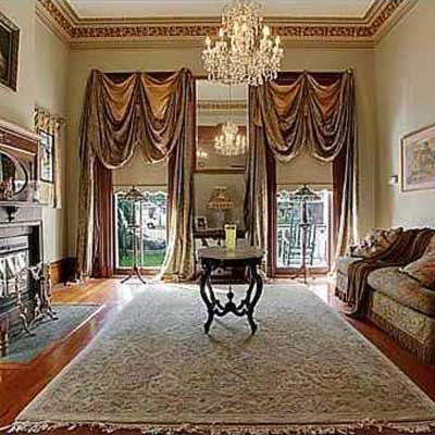 Inside Anne Rice's Italianate Mansion for  Stately Celebrity Homes for Sale III