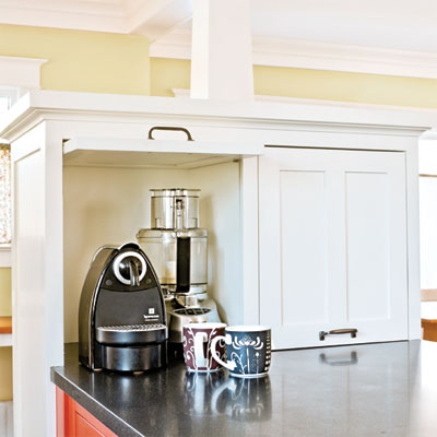 Countertop Appliance Garage : KITCHEN COUNTERTOP APPLIANCE GARAGE ? KITCHEN COUNTERTOPS