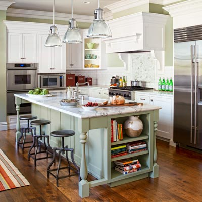 After within reach for the whole family a kitchen for Kitchen cabinets that look like furniture