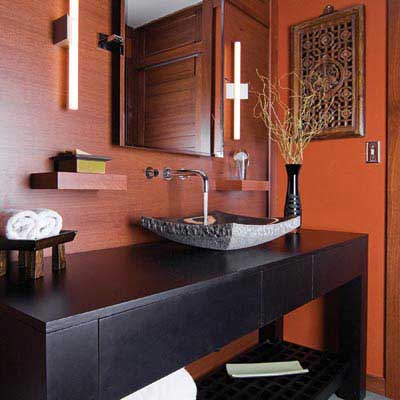 Create a Zen Bathroom to Turn Your Home Into a Staycation Resort