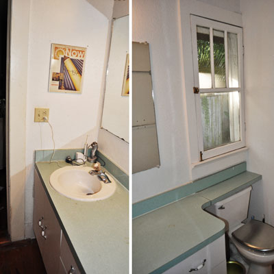 New Bathroom Fits 1930s Home: Before from Best Bath Before and Afters 2012