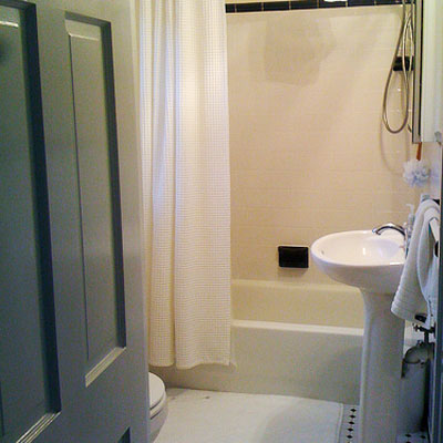 Clean and Classic: Before from Best Bath Before and Afters 2012