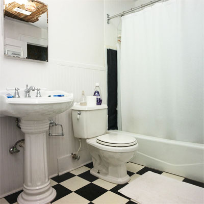 Maintaining Original Style: Before from Best Bath Before and Afters 2012