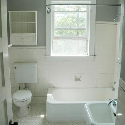 Preserving a Historic Landmark: Before from Best Bath Before and Afters 2012