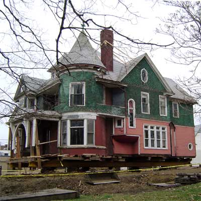 This old house before and after pictures