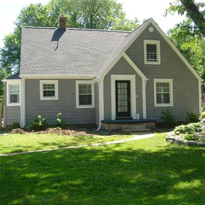 Glowing Compliments From Others: After from this old house curb appeal finalists 2012