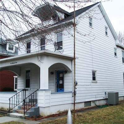 Renovation From the Top Down: Before from this old house curb appeal finalists 2012