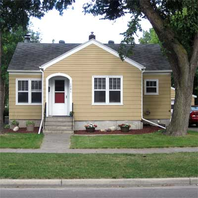 Resuscitated With Fresh Paint: After from this old house curb appeal finalists 2012