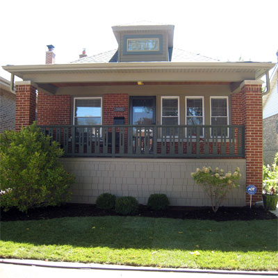 Restoring the Architectural Style: After from this old house curb appeal finalists 2012