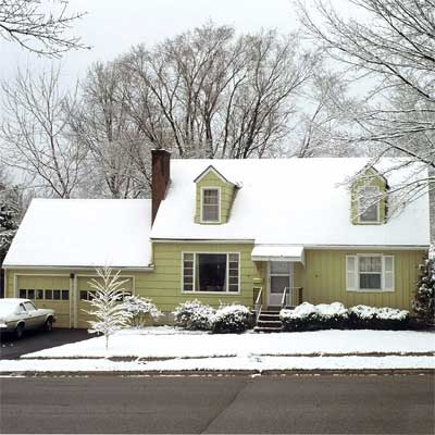 Picture-Perfect New House: Before from this old house curb appeal finalists 2012