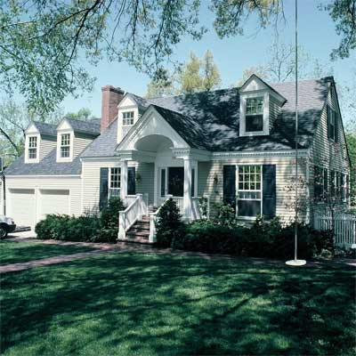 Picture-Perfect New House: After from this old house curb appeal finalists 2012