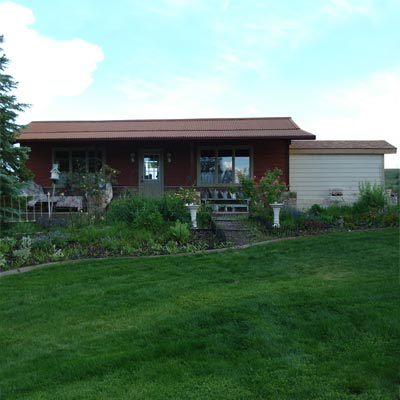 Fun Family Project: After  in this old house reader remodel Best Sheds and Outbuilding Before and Afters 2012
