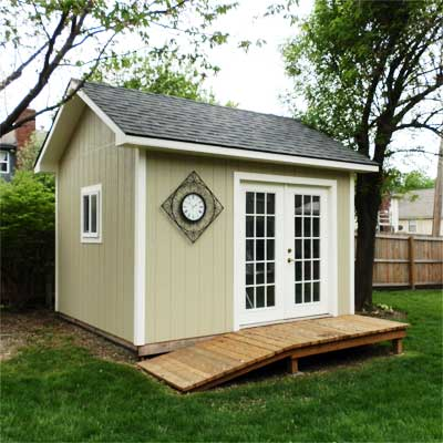 Extra Storage: After in this old house reader remodel Best Sheds and Outbuilding Before and Afters 2012
