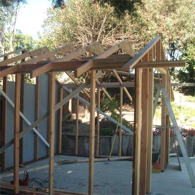 Fun to Design and Build: Before  in this old house reader remodel Best Sheds and Outbuilding Before and Afters 2012