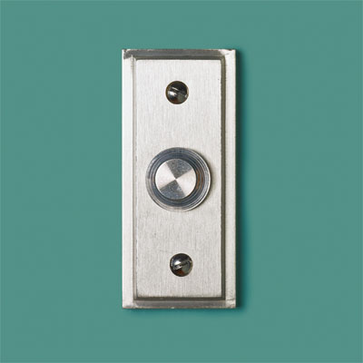 Sleek and Simple style doorbell