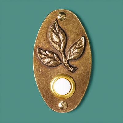 Naturalistic style doorbell