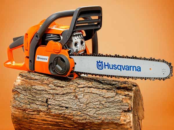 Husqvarna 440 e-16 chain saw