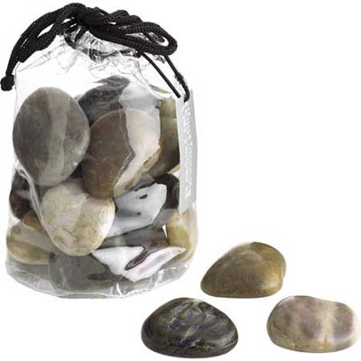 Lucky River Stones from Peir 1