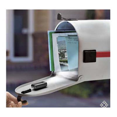 LED mailbox light from Solutions