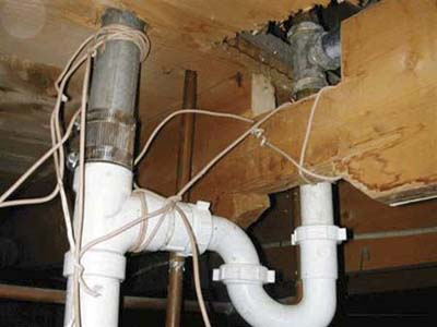 more plumbing nightmares