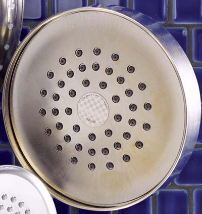 European showerhead