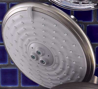 multispray showerhead