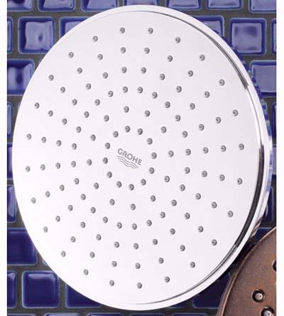 clean-design showerhead
