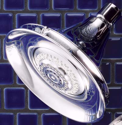 three-way showerhead