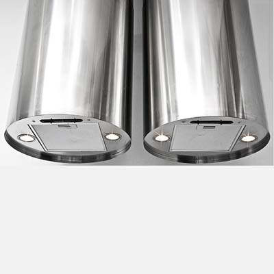 cylindrical vent hoods