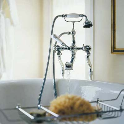 beautiful bathtub faucet