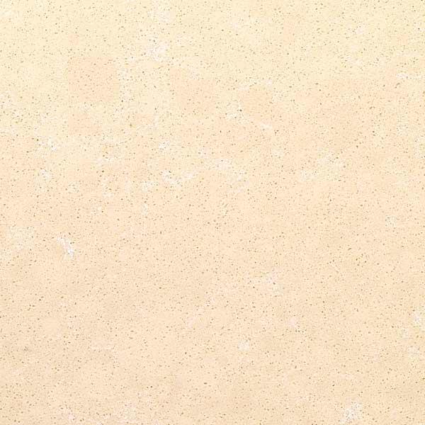 sandy tone quartz countertop Sugar Storm, Viatera