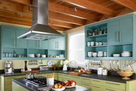 Countertop Vent : ... vent hood kitchens Pinterest Gray Countertops, Vent Hood and