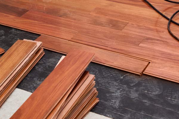 installing flooring, all about prefinished wood foors