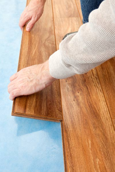 installing wood floors, all about prefinished wood foors