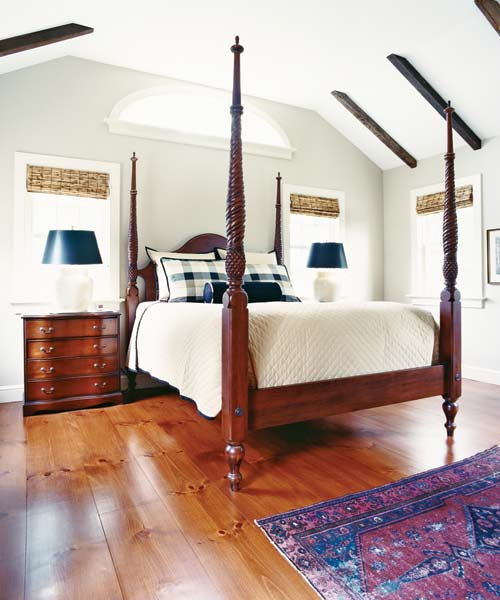 master bedroom with wood floor, all about prefinished wood foors