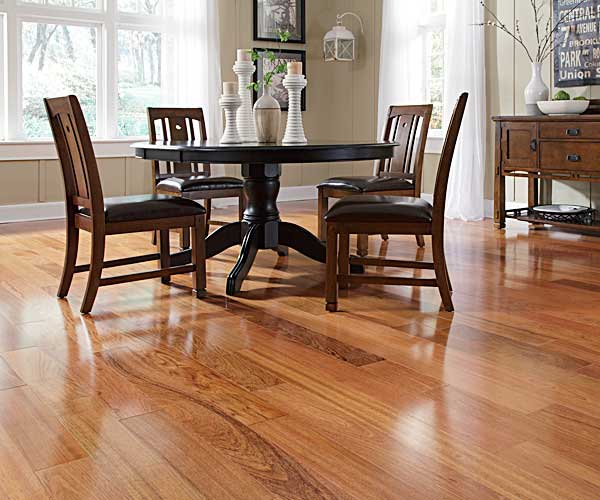 dining area with prefinished wood floor, all about prefinished wood foors