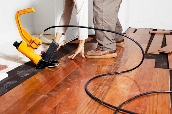 wood floor installation, all about prefinished wood foors