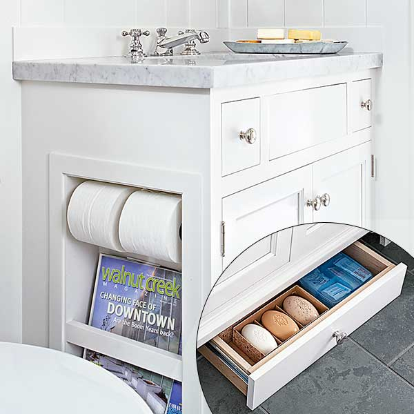bathroom cabinet plans diy