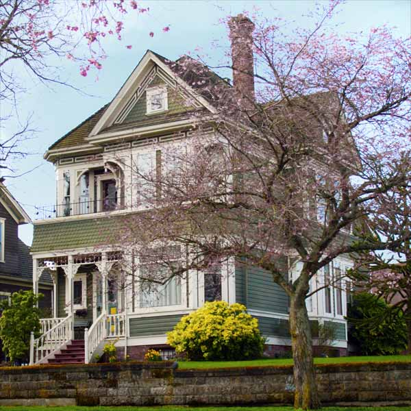 Victoria West, Victoria, British Columbia, Canada for the This Old House 2013 Best Old House Neighborhoods