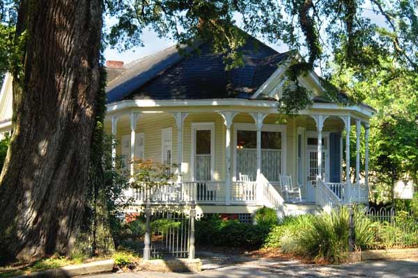 New Iberia Louisiana Best Old House Neighborhoods 2013