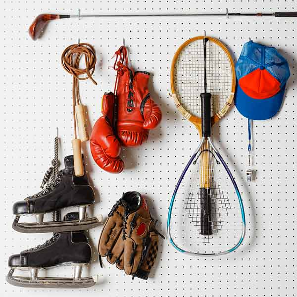read before you organize your garage vertical storage peg boards