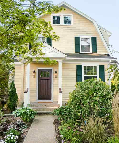 Build Out The Entry After Curb Appeal Boosts For Every Budget This Old H