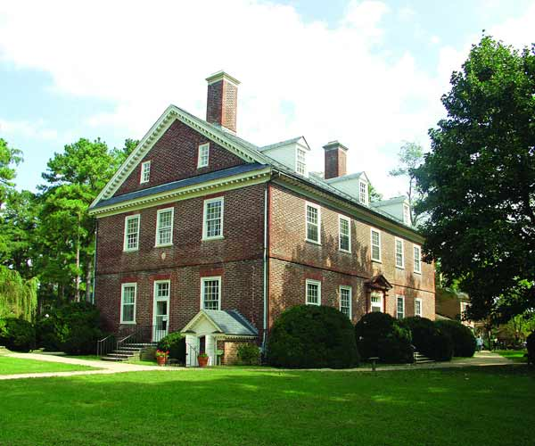 Berkeley Plantation, charles city virginia, historic haunted houses