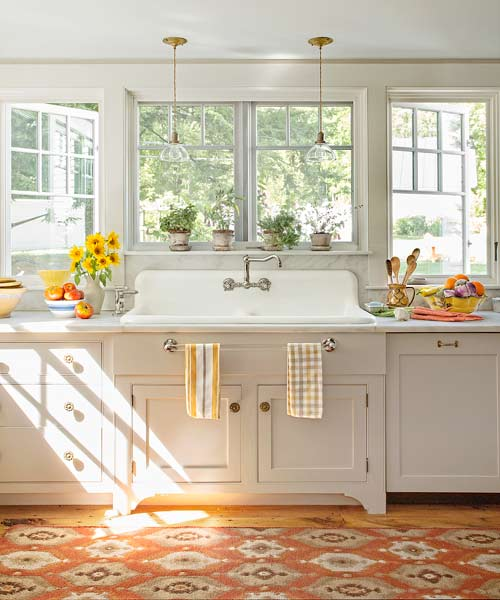 Must-Have Salvaged Kitchen Sink
