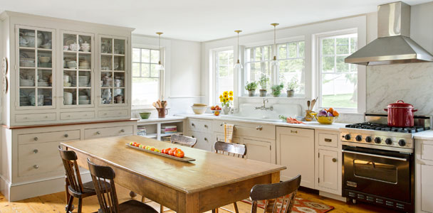 before and after remodel farmhouse kitchen