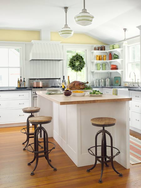 Contractor's Cook Space: After | A Kitchen That's No Bigger, But