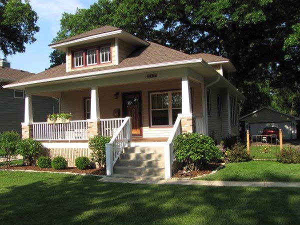 Pride of Ownership: Craftsman Bungalow: After for the this old house reader remodel curb appeal contest 2013