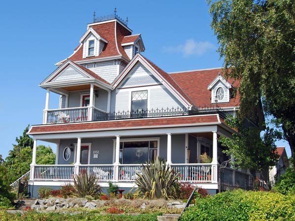 Dream Of Restoring A Victorian After Best Curb Appeal