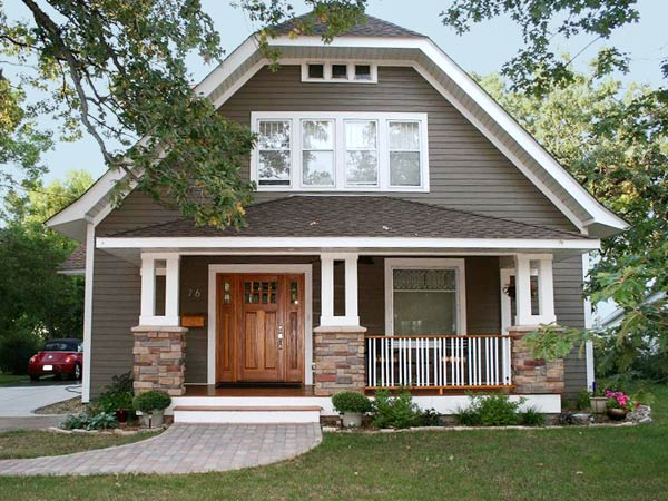 Streamlining The Hodgepodge Look After Best Curb Appeal Before And Afters