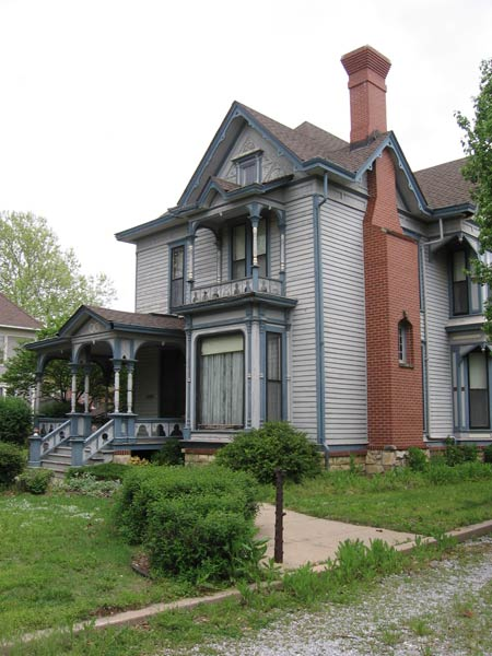 Restoring a Historic Victorian: Before for the this old house reader remodel curb appeal contest 2013